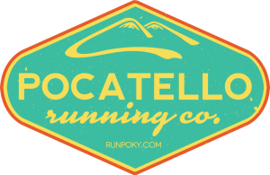 Pocatello Running Logo